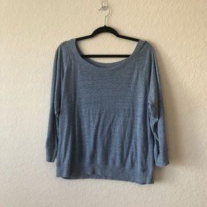 Blue Sweater/Shirt
